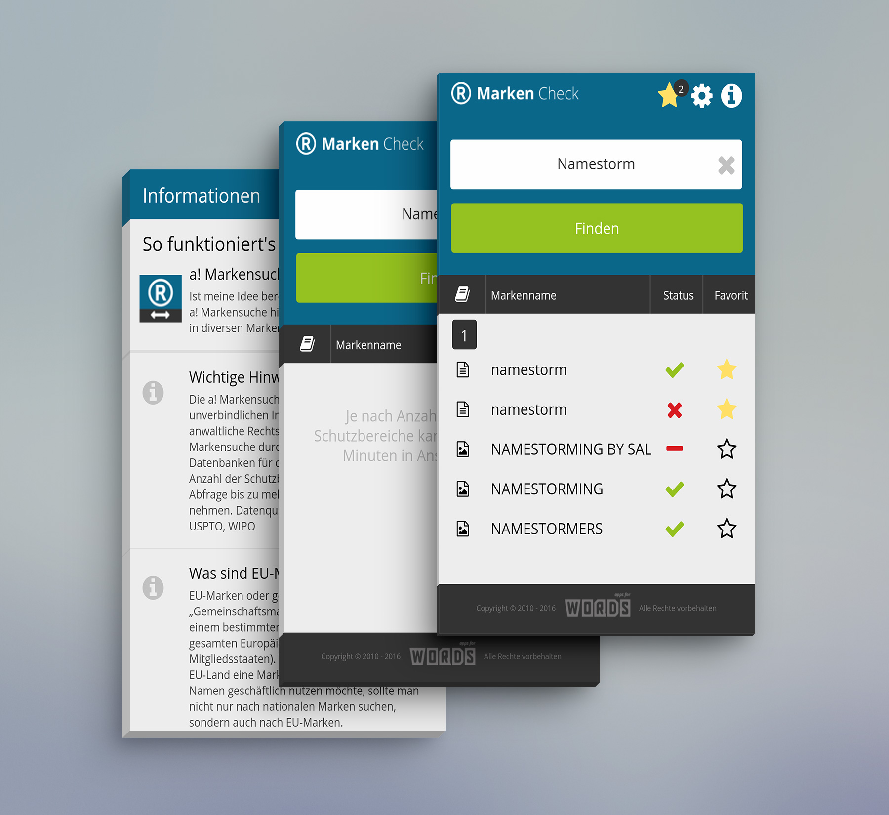 App-Screens-Markencheck